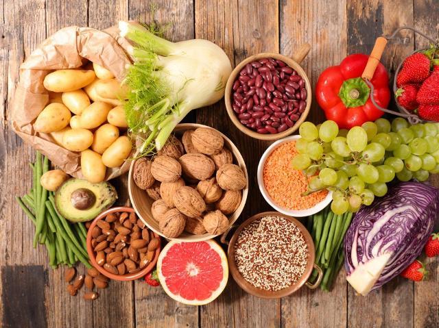 Alcuni alimenti della Dieta Dash, la dieta indicata contro l'ipertensione