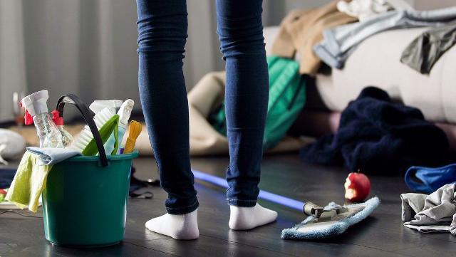 Attenzione alle faccende domestiche! Chi non collabora ha il 40% di probabilità di concludere la giornata con un litigio...