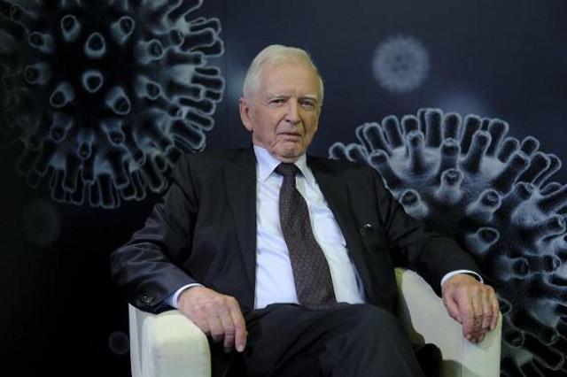 Il Premio Nobel per la medicina 2008, Harald zur Hausen
