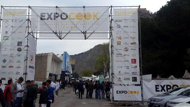 Expocook si terrà dal 26 febbraio al 1 marzo, presso la Fiera del Mediterraneo di Palermo