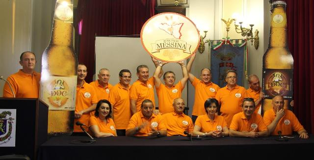 I 15 del Birrificio Messina