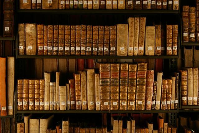 Del patrimonio librario della Biblioteca Linciniana fanno parte anche 4.500 volumi provenienti dalla Biblioteca del Convento di San Martino delle Scale.