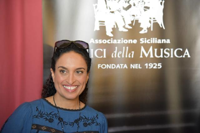 """Noa a Palermo per la presentazione del suo nuovo lavoro discografico """"Letters to Bach"""""""