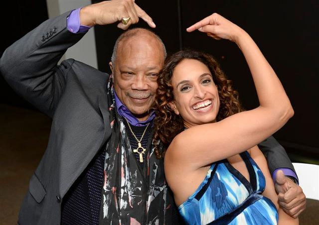 Quincy Jones e Noa