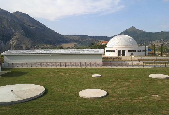 L'Osservatorio astronomico GAL Hassin su Monte Mufara, nelle Madonie