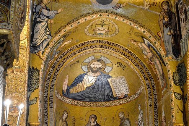 La Cappella Palatina - ph crilaman