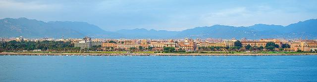 Palermo vista dal mare - ph Bengt Nyman