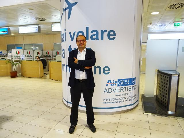 Paolo Angius, presidente Airgest