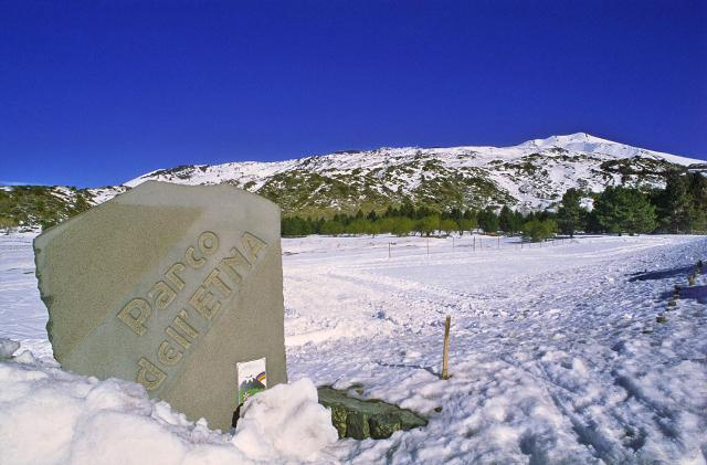 Il Parco dell'Etna fu il primo ad essere istituito in Sicilia, nel marzo 1987