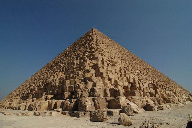 La piramide di Cheope a giza - ph Francesco Gasparetti