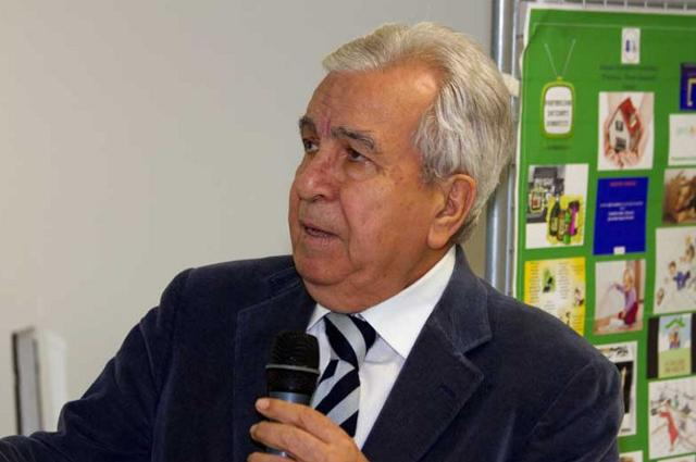 Prof. Salvatore Sciacca, direttore del Registro Tumori Integrato di Catania, Messina, Siracusa, Enna.