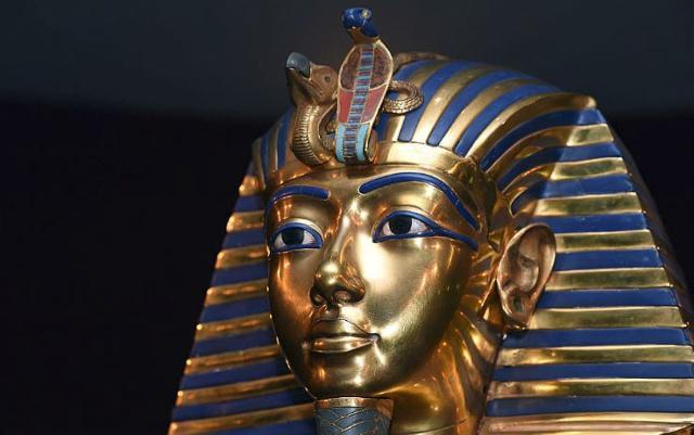 La maschera di Tutankhamon