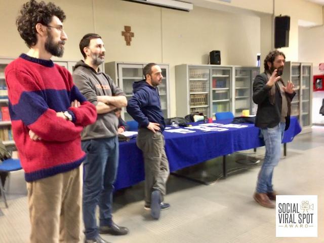 Lo staff organizzativo e di produzione è composto dal direttore del progetto Gabriele Spina, psicologo del Consorzio Il Nodo, il regista Mauro Maugeri, il direttore della fotografia Premananda Franceschini e il drammaturgo Orazio Condorelli