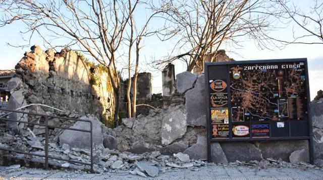 Ard Discount Sicilia per le famiglie colpite dal terremoto di Santo Stefano
