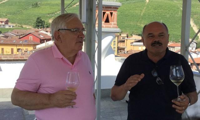 Nasce sull'Etna Tenuta Carranco, la cantina di Oscar Farinetti e Francesco Tornatore