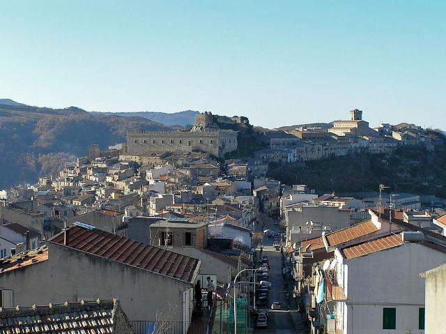Panorama di Montalbano Elicona - ph Bdsklo