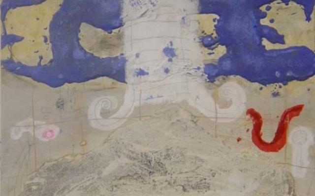Segno e materia, di Joanpere Massana