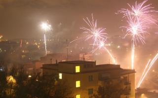 Botti di Capodanno: nessun decesso ma leggermente aumentato il numero di feriti