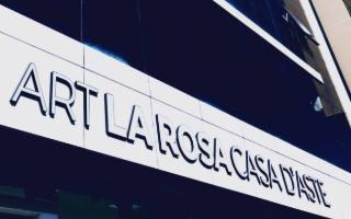 Nasce la prima Casa d'aste catanese, ''Art La Rosa''