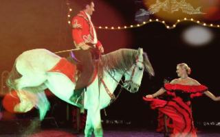 Il Circo di Sandra Orfei