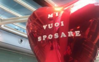 A Fontanarossa una proposta di matrimonio senza lieto fine…