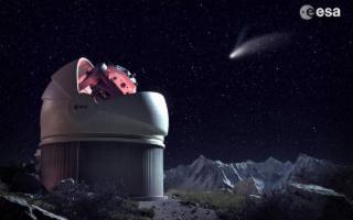 Dal Monte Mufara, nelle Madonie, l'''Occhio della mosca'' scoverà nuovi asteroidi