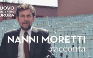 Nanni Moretti al Nuovo cineteatro Aurora di Modica