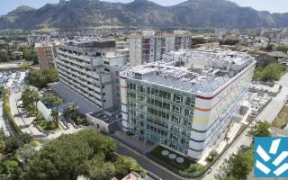 Si inaugura a Palermo il nuovo hospice de ''La Maddalena''