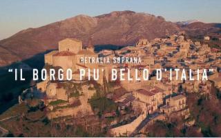 A Petralia Soprana è arrivata la targa di Borgo dei Borghi 2018