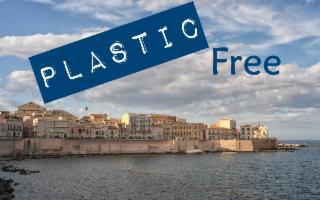 Dal 1° febbraio Siracusa sarà una città Plastic Free