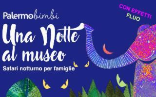 Una Notte al Museo - Safari notturno per famiglie