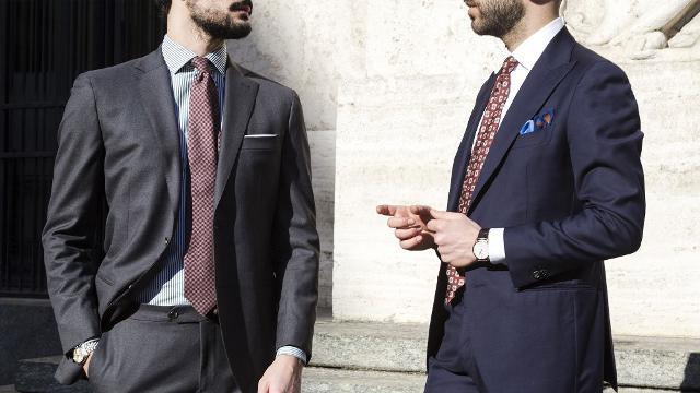 Per essere impeccabili ad un incontro galante, la soluzione è a portata di click e si chiama Lanieri.