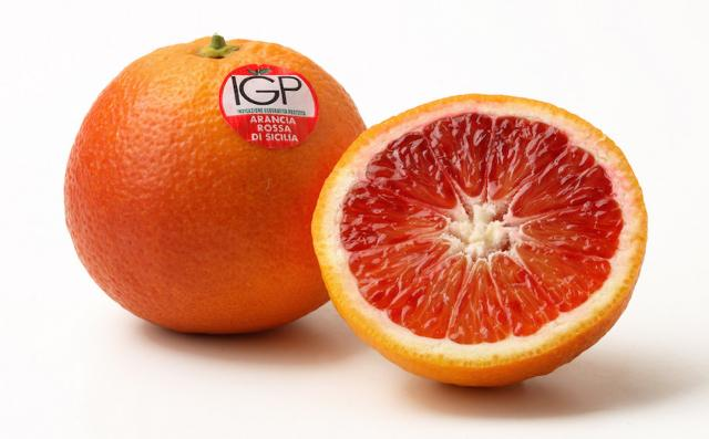 Arancia Rossa di Sicilia IGP (qualità Moro)
