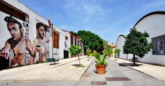 Cantieri Culturali alla Zisa - Palermo