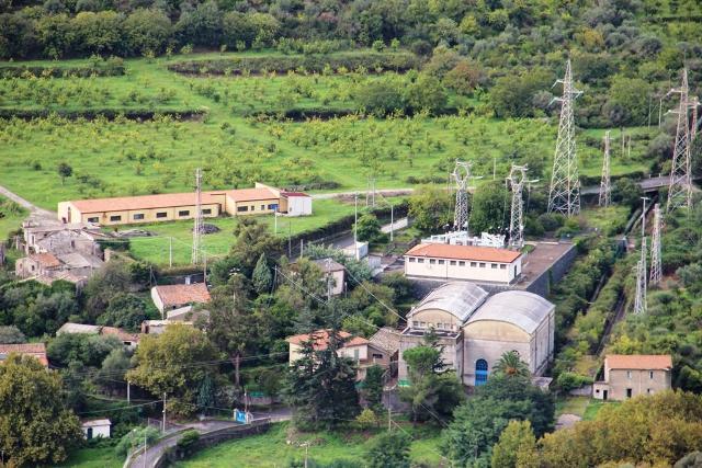 La Centrale Idroelettrica Alcantara I Salto di Enel Green Power