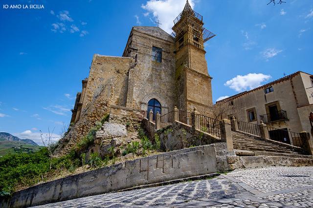 Chiesa Madre di Sambuca di Sicilia - ph IO AMO LA SICILIA