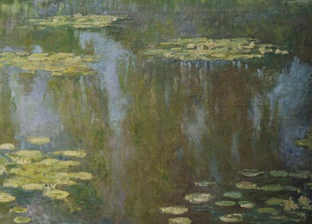 """Le ninfee"" Claude Monet"