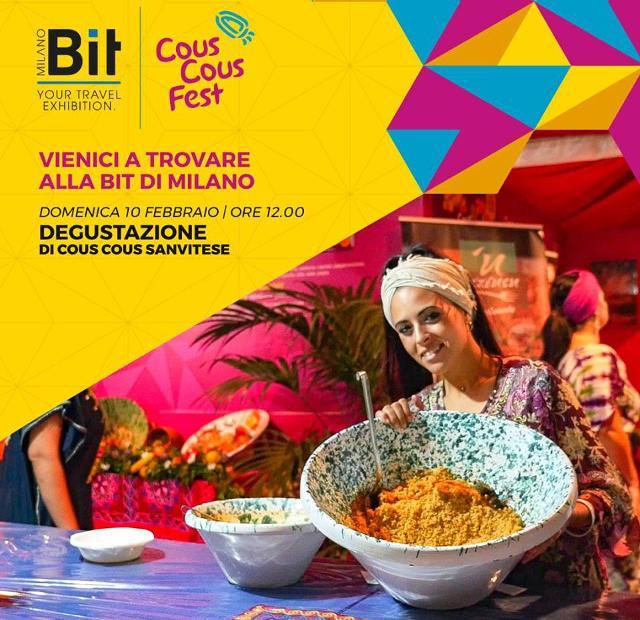 Il Comune di San Vito Lo Capo vola alla Bit, la Borsa internazionale del turismo