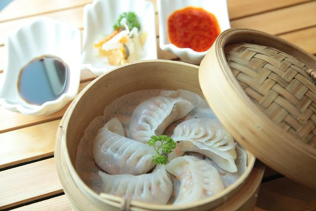 I prelibatissimi ravioli al vapore sono il piatto più classico della cucina cinese