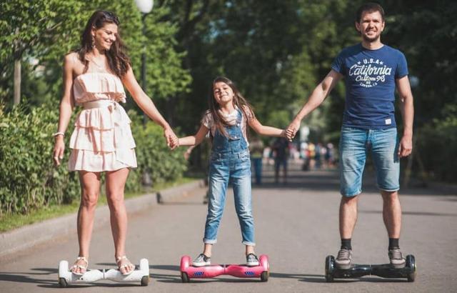 L'Istat certifica poi il successo dell'hoverboard, lo skateboard elettrico desiderato da bambini e non solo...