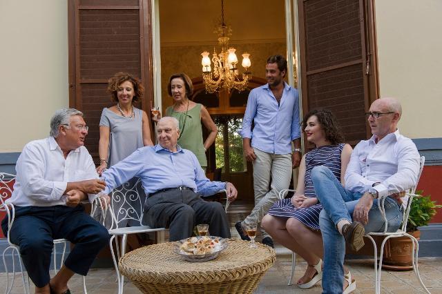 La famiglia Pellegrino