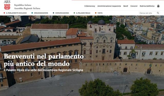 Il nuovo sito web dell'ARS