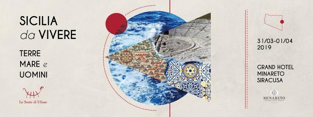 ''Sicilia da vivere. Terre, mare, uomini''