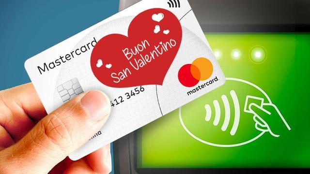 In occasione di San Valentino, e soprattutto quando in ritardo, le tecnologie come il contactless aiutano i consumatori nei loro acquisti.
