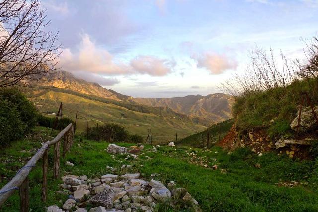 Sentiero sui Monti Sicani