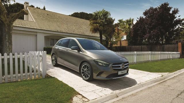 La nuova Classe B Mercedes-Benz