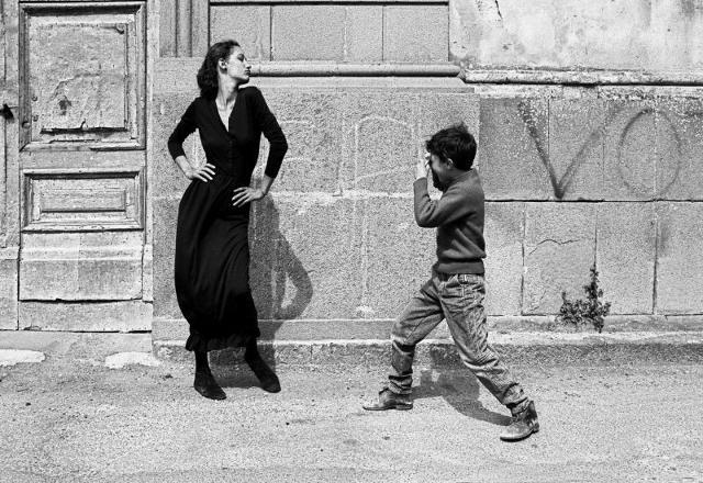Marpessa, Caltagirone 1987 - Foto Ferdinando Scianna