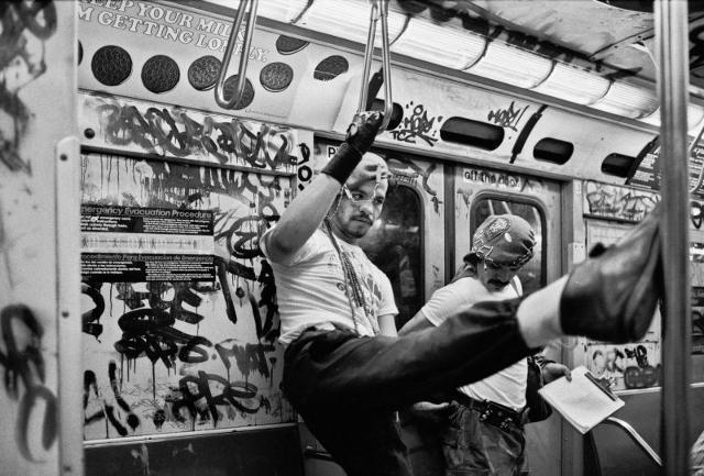 New York, 1985 - Foto Ferdinando Scianna