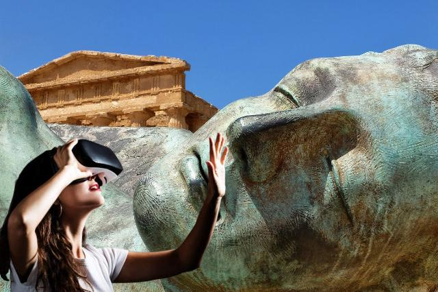 Un Tour immersivo con il ''Sicilia Virtual Museum''