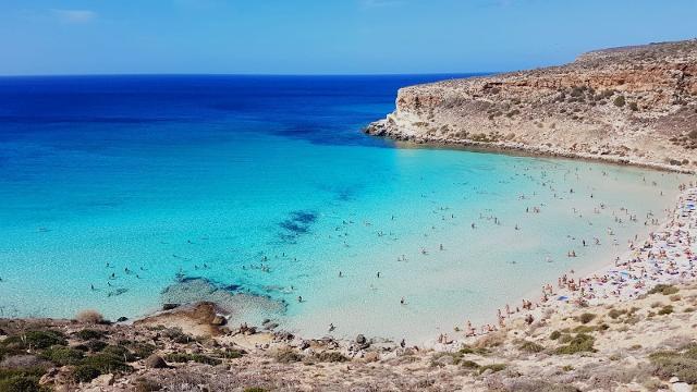 Spiaggia dei Conigli a Lampedusa - ph TripAdvisor